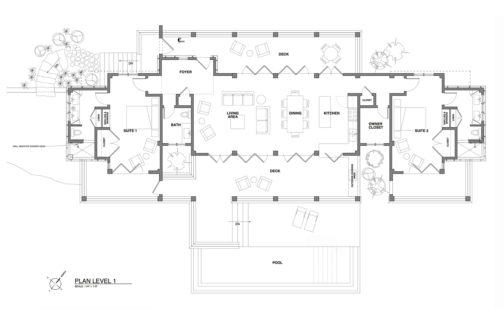 Vieques House Plan