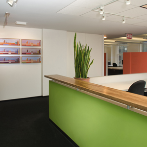 Wolff Landscaping Office